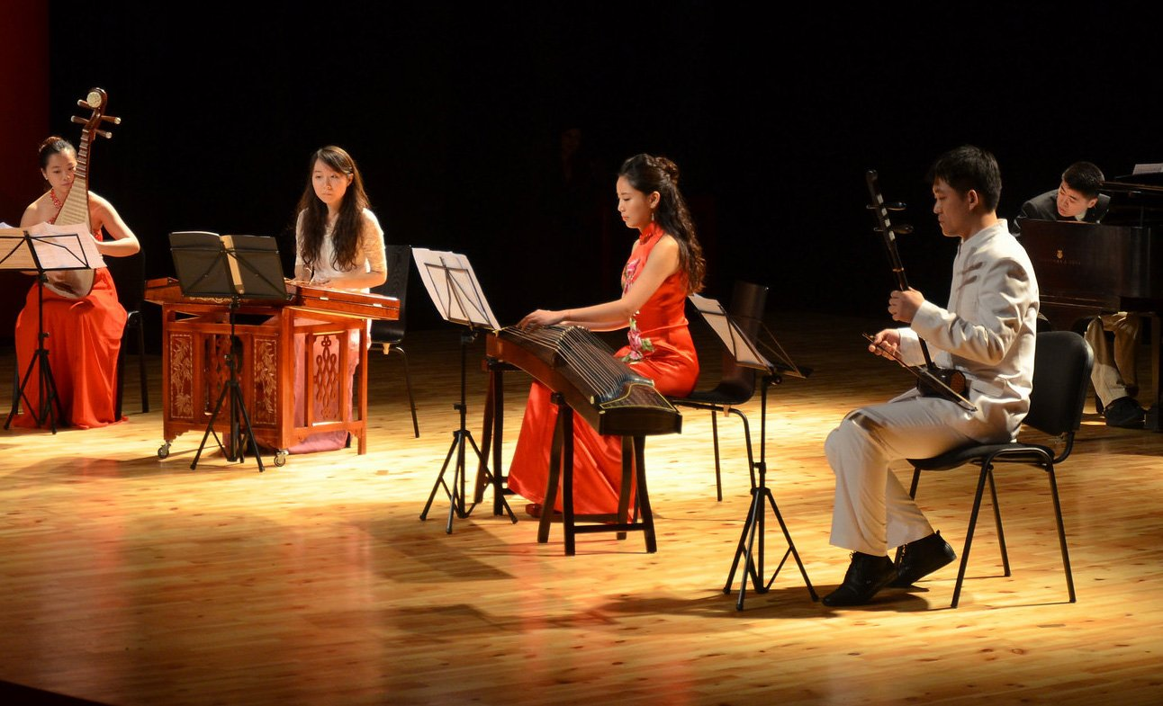 VMU Hosted Concert of Chinese Traditional Music | VDU