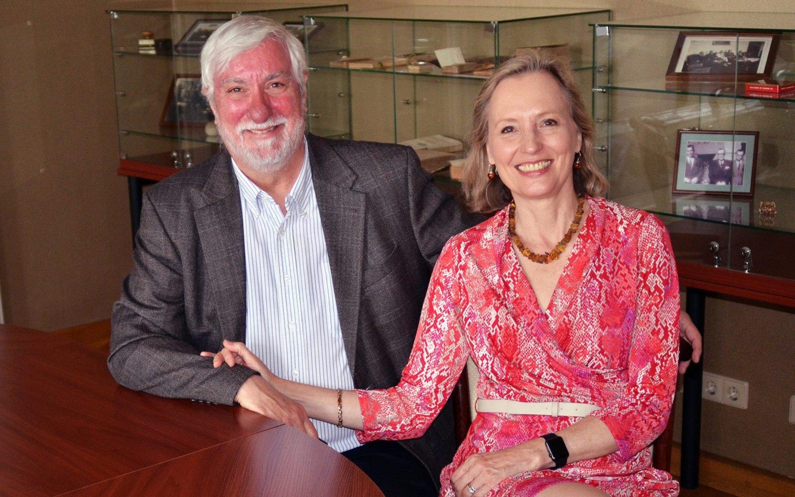 Robert ir Katherine Tyson McCrea22