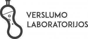 Verslumo laboratorijos LOGO