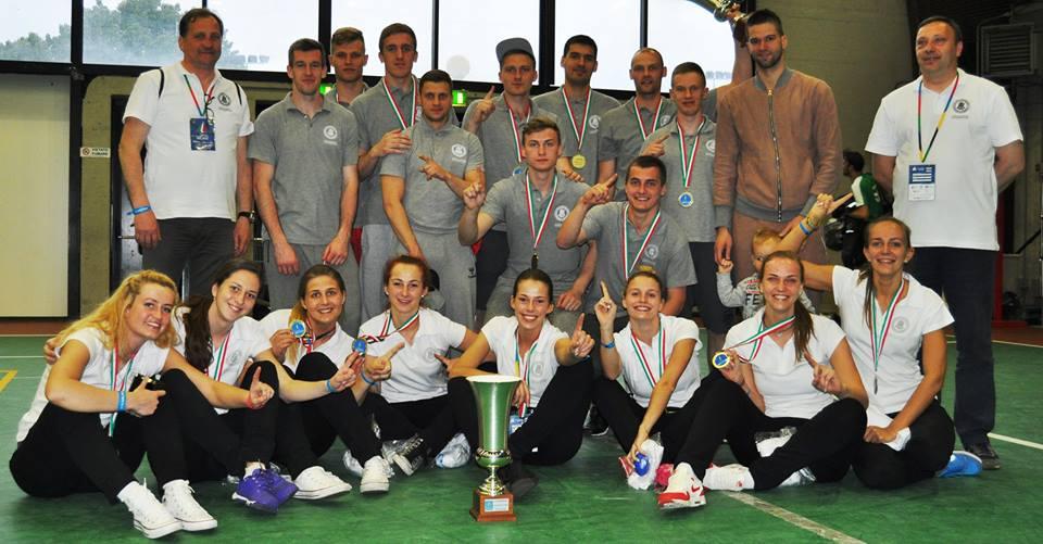 VDU sportininkai EuroMilano 2016 nugalėtojai