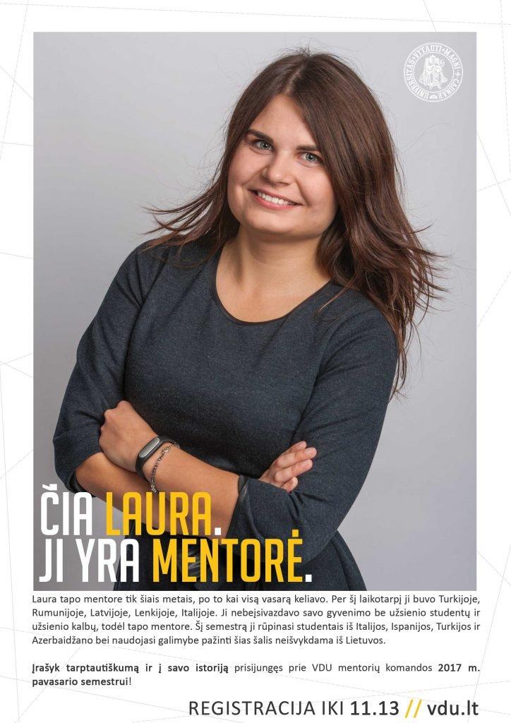 Mentorė Laura