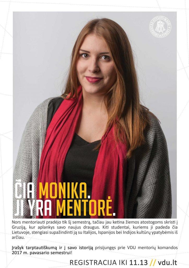 Mentorė Monika